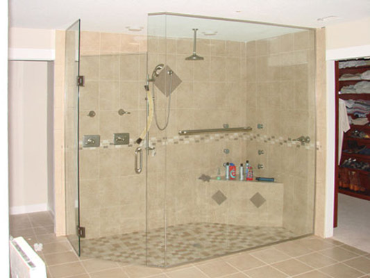 Superb Double Neo Shower Enclosure